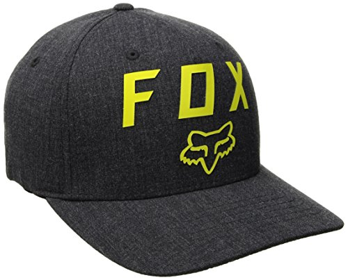 Fox Cap Number 2, Black, Größe L/XL