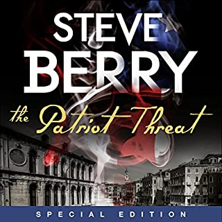 The Patriot Threat cover art