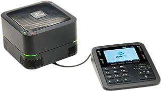 هاتف Revolabs 10-FLXUC1000 FLX UC 1000 VoIP & USB للمؤتمرات الصوتية عالية الدقة للحصول على صوت أصلي مع مكبر الصوت المزدوج ...