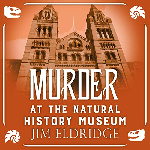 Murder at the Natural History Museum cover art