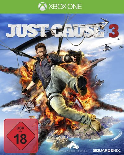 XBOX ONE Just Cause 3 D1 USK Day One Edition