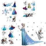 Kibi Wandtattoo Eiskönigin (Frozen) Wandsticker Frozen