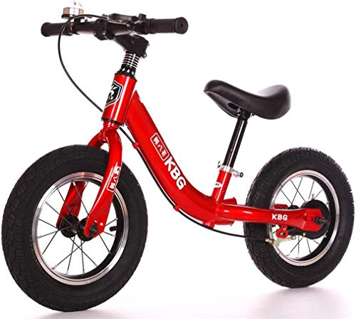 LINGZHIGAN Bicicleta de Equilibrio Bicicleta de Balance de Bicicletas de 12