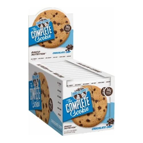Lenny & Larrys Complete Cookie, Chocolate Chip, ...