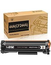 CMYBabee 44A CF244A Reemplazo de Cartucho de Tóner Compatible para HP 44A CF244A para HP Laserjet Pro M15a M15w MFP M28a MFP M28w Impresora (1 Negro)