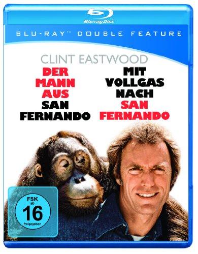 Der Mann aus San Fernando/Mit Vollgas nach San Fernando [Blu-ray]