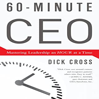 60-Minute CEO audiobook cover art