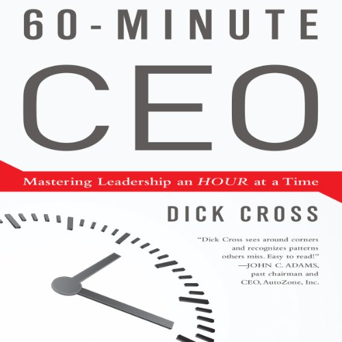60-Minute CEO cover art