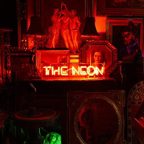 Album Art for The Neon (Limited Edition Neon Orange Vinyl) by Erasure