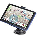 Truck GPS Navigation System Xgody 886 7 Inch Capacitive Touch Screen SAT NAV Navigator for Car with Lifetime...