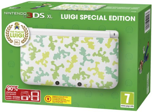 Console Nintendo 3DS XL - luigi special edition [import anglais]