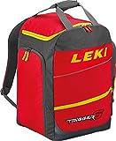 Leki Sports, Bastoncini da Sci. Adulti (Unisex), Colore: Rosso...