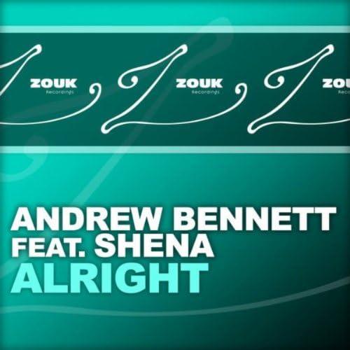 Andrew Bennett feat. Shena