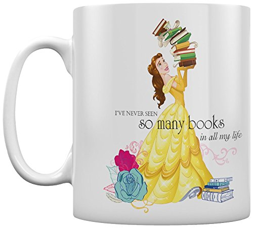Pyramid International ! MG24342 Bella y la bestia libros - taza de...