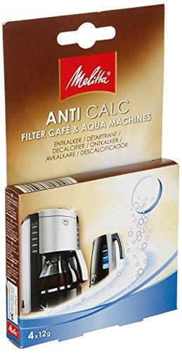 Melitta Anti Calc pour cafetières et bouilloires