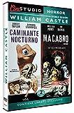 Doble Sesión William Castle: Caminante Nocturno + Macabro (The Night Walker +...