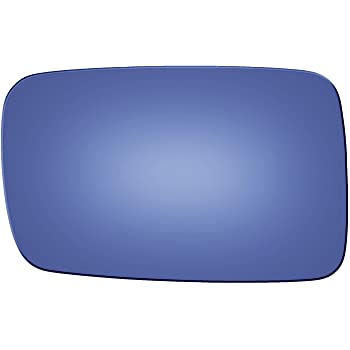 Flat Driver Left Side Replacement Mirror Glass for 1991-1997 Isuzu Rodeo