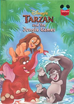 Tarzan and the Jungle Games - Book  of the Disney's Wonderful World of Reading