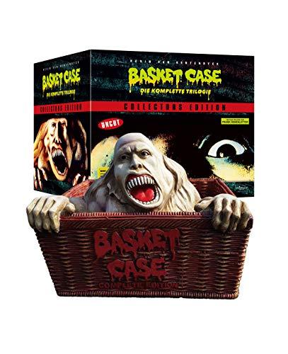 Basket Case Figur - Mediabook 8 Disc mit Schuber inkl. T-Shirt und Poster A3 - Limitiert auf 350 Stück  (+ DVDs] [Alemania] [Blu-ray]