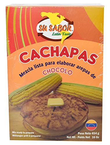 Su Sabor Cachapa Sweet Corn Mix 16oz