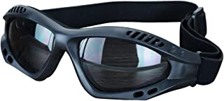 Viriber Motorcycle Goggles Bike Goggles UV Protective Outdoor Glasses Dust-proof Protective Combat Goggles Military Sunglasses Outdoor Tactical Goggles