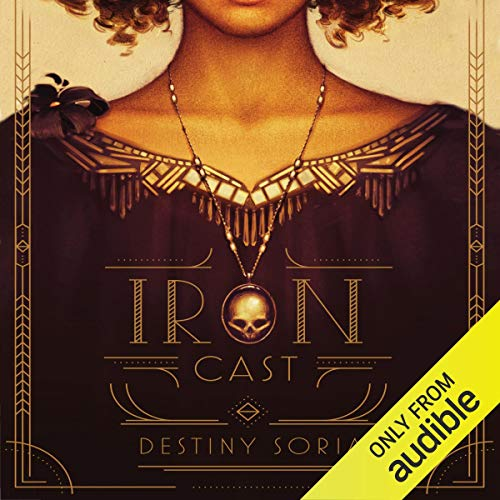 Couverture de Iron Cast
