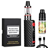 Vape, Vape Kit Vape Pen 80W with 10ml Melon Vape Liquid, E Cigarette