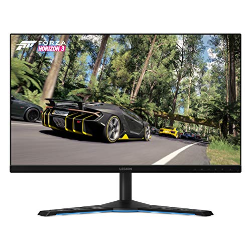 "Lenovo Legion Y27gq Monitor Gaming, Pantalla 27"" QHD IPS G-Sync, Resolución 2560 x 1440, 0,5 ms, 240 Hz, HDMI, Display Port, USB-C, Negro"