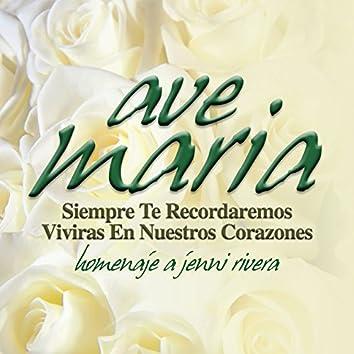 Ave María (Homenaje A Jenni Rivera) - Single