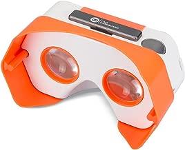 I Am Cardboard - DSCVR-Orange - DSCVR Dispositivo di Realta Virtuale Orange - Arancione