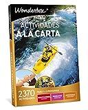 WONDERBOX Caja Regalo -Actividades A LA Carta- 2.370 Actividades para Dos...