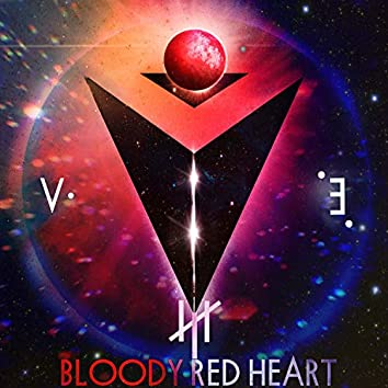 Bloody Red Heart