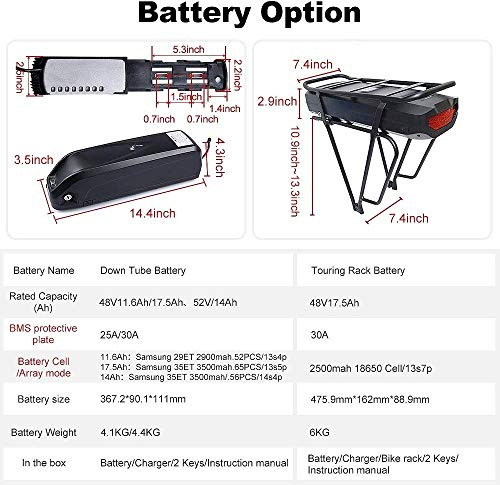 Electric Bikes Bafang BBS02B 48V 750W Mid Drive Electric Bike Motor Ebike Conversion Kit Mid Motor for Mountain Bike Road Bike