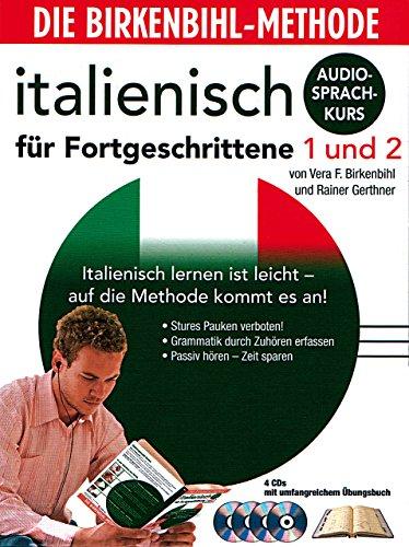 Audio-Sprachkurs Birkenbihl Italienisch Fortgeschrittene 1 + 2