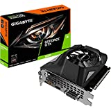 Gigabyte GeForce GTX 1650 Mini ITX OC 4GB GDDR6 Grafikkarte HDMI/DP/DVI, GV-N1656OC-4GD