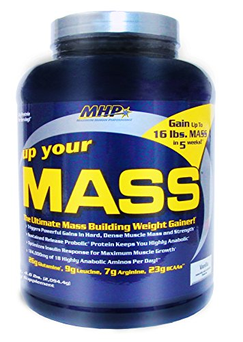 5. MHP – Up Your Mass