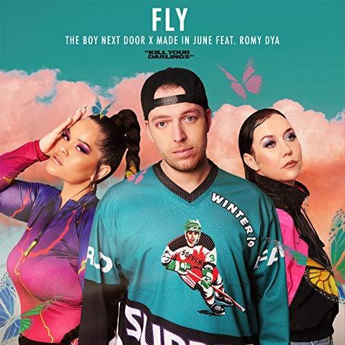 The Boy Next Door & Made In June feat. Romy Dya