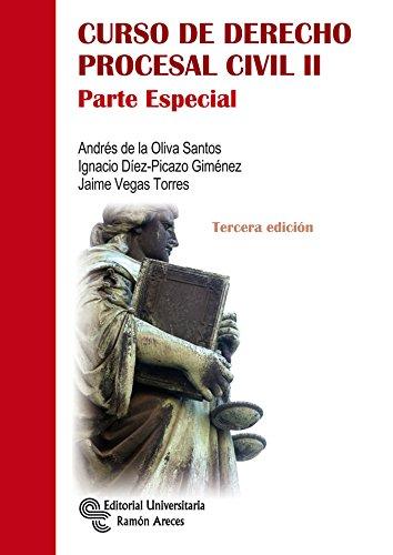 Curso de Derecho Procesal Civil II: Parte especial (Manuales)