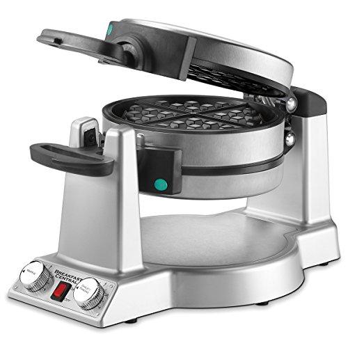 Gaufrier Cuisinart et Appareil à Omelettes - Modèle WAF-600C - 1