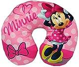 Disney Cojín de viaje para niños con diseño de Minnie Mouse