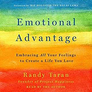 Emotional Advantage audiobook cover art