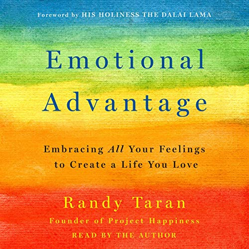 Emotional Advantage audiobook cover art