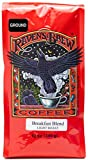 Raven's Brew Coffee Ground Breakfast Blend – Light Roast – Breakfast Coffee Bliss – Delicious as Drip and Cold Brew – 12oz Bag