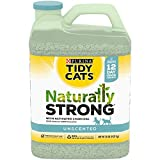 Purina Tidy Cats Unscented Naturally Strong Clumping Multi-Cat...