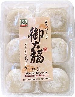 Formosa Yay Adzuki Red Bean Mochi, 6.35 Oz (Pack Of 6)
