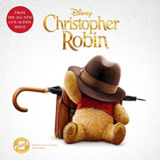 Christopher Robin: The Novelization cover art