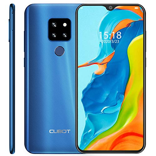 4G mobiele telefoons CUBOT P30 6,3