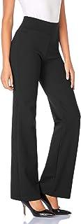 Women's 30''/32''/34'' High Waist Stretchy Bootcut Dress...