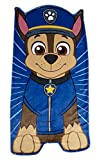 Paw Patrol Blanket - Plush, Chase Themed Slumber Pal Wearable Toddler Blanket - Soft, Cuddly, and Cozy Blanket Design, Extra Comfy, Ages 3-5