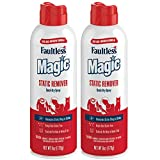 Magic Static Remover, Pack of 2 - No More Cling Static Spray, Eliminates Static Cling, Anti-Static Spray for Clothes, Furniture & Car - Static Free Spray, Controls Pet Hair (6 oz.)